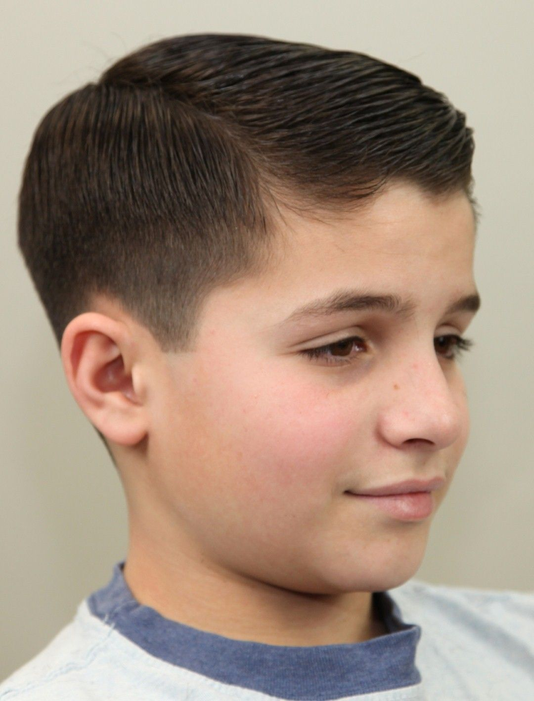 pictures of boys kids hairstyles 2015 | children's short