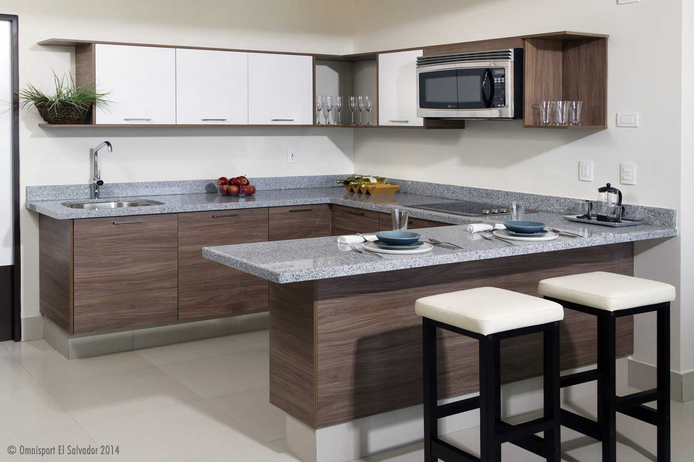Tu cocina, tu espacio, tu estilo. Conoce más en http://www.omnisport.com/kitchensolutions/