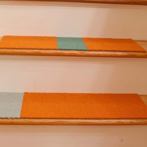Flor Carpet Tiles On Stairs