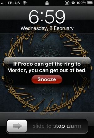 Och! Frodo...the dastardly standards you set are hard to beat. lol.