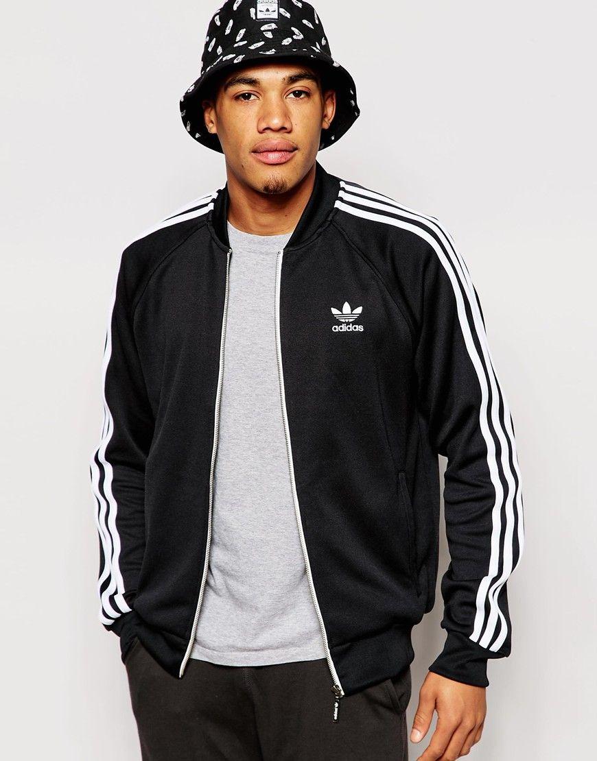 Adidas jacket - Image 1 Of Adidas Originals Track Jacket