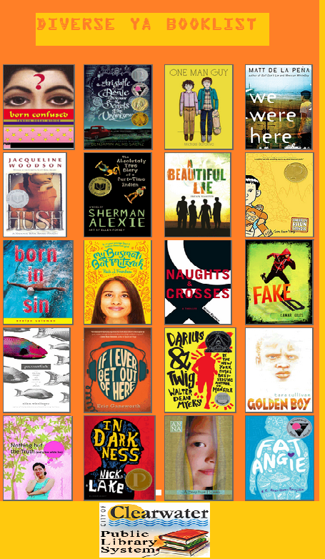 Looking for good YA books featuring diverse characters and story lines? Here's a selection worth checking out: http://www.supportlibrary.com/nl/users/clearwater/mweb/path2-19.html