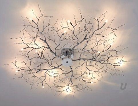 Plafoniere Moderne Living : Plafoniere branche l plafondlampen verlichting slaapkamer