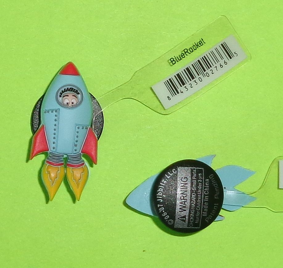 Rockets Space Ships  Shoe Charms Shoe Buttons Clog Accessories
