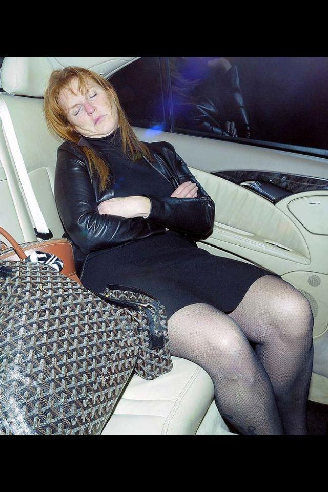 Sarah ferguson nude lady