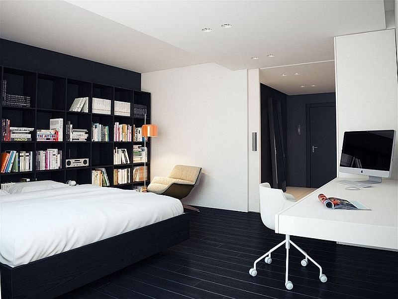Modern Minimalist Aesthetic Bedroom Design