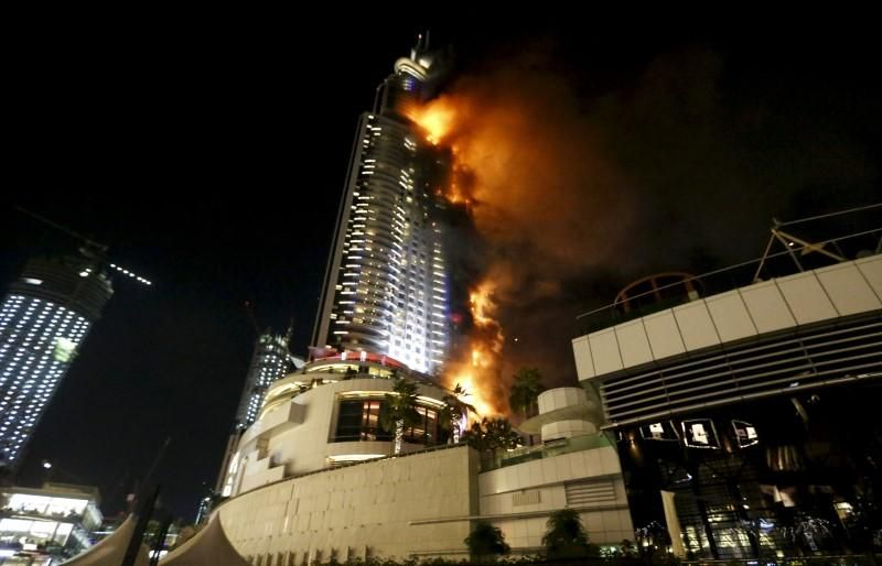 Dubai tourism allure undiminished by hotel fire: tourism chief #Lifestyle #iNewsPhoto