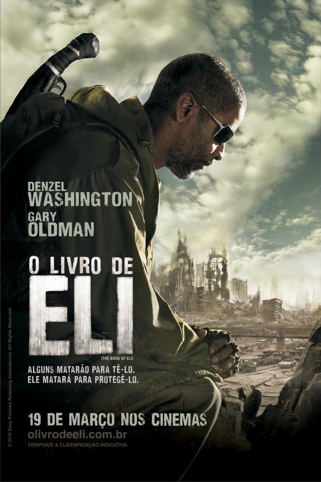 O Livro De Eli Filmes Apocalipticos O Livro De Eli Melhores Filmes