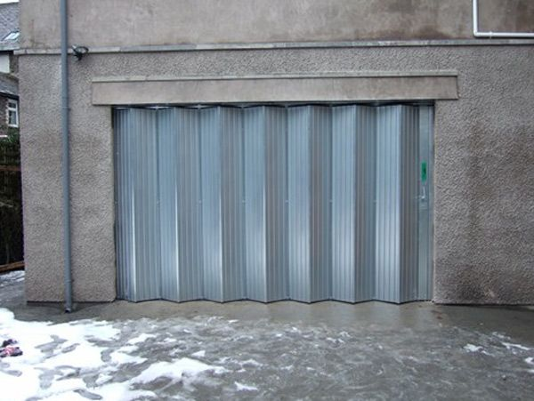 Galvanised Steel Industrial Garage Doors Google Search