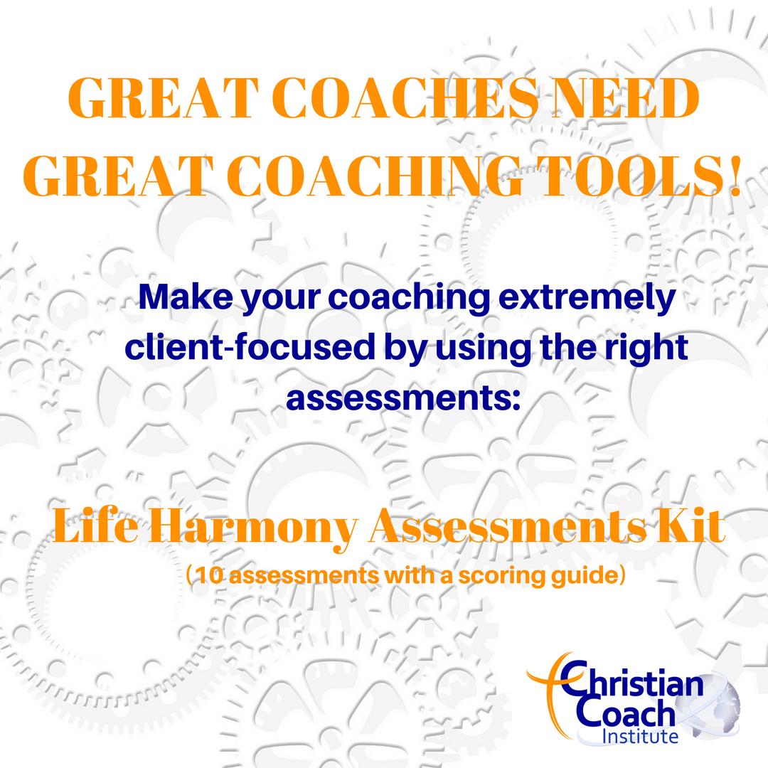 Life Coaching Assessment Tool