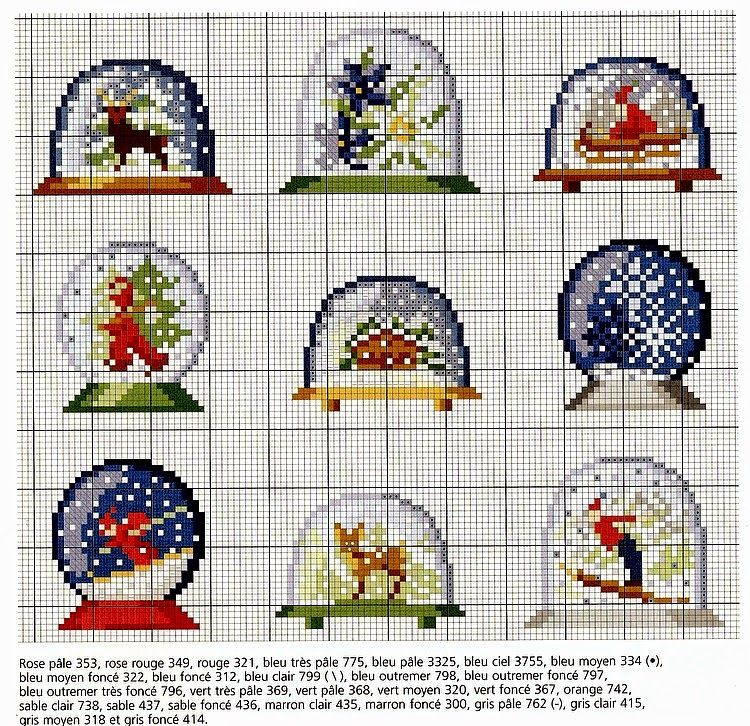 Ricami e schemi a punto croce gratuiti tanti schemi per for Ricami a punto croce per neonati