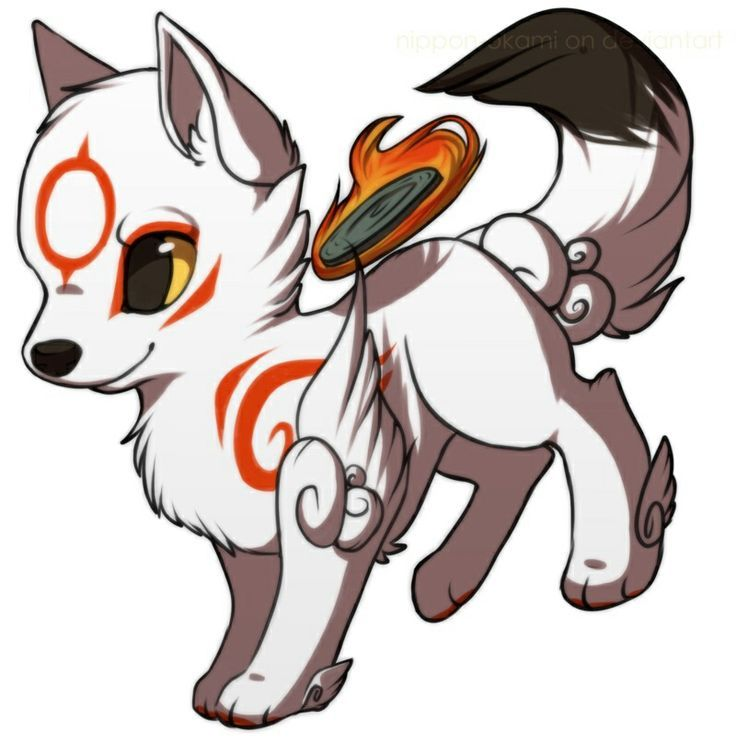 anime kawaii wolf: Image Result For Chibi Wolf