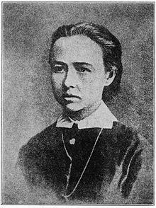 Sophia Lvovna Perovskaya (13 September 1853 – 15 April ...