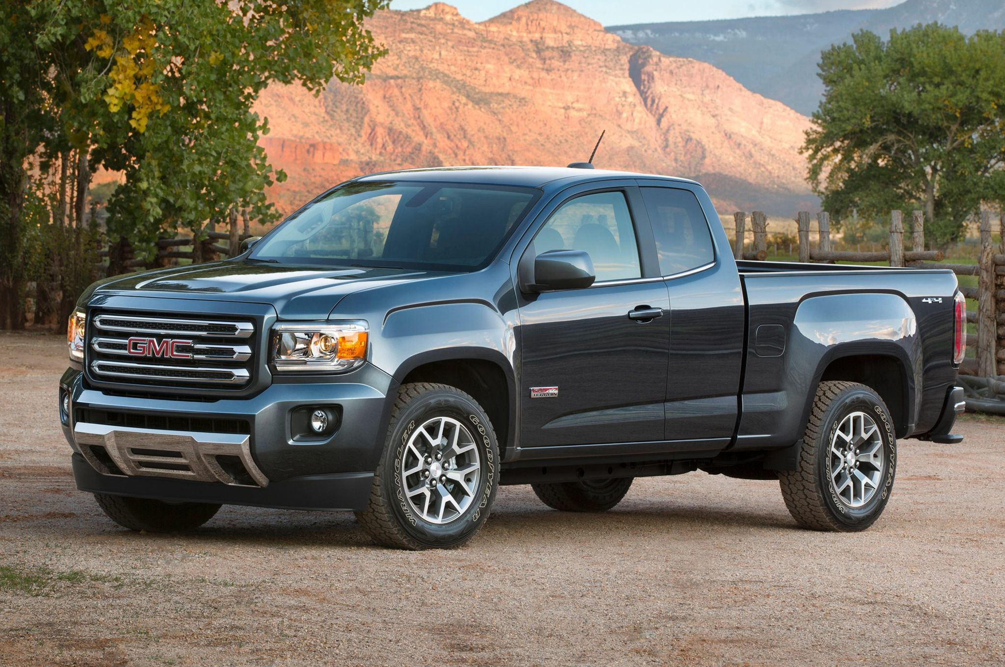 New Used Gmc Canyon For Sale Autotrader Ca
