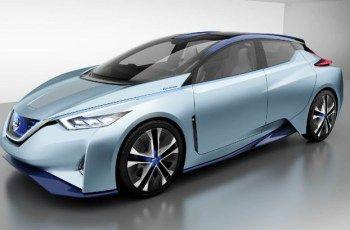 2018 Nissan Leaf Redesign, Specs, Price