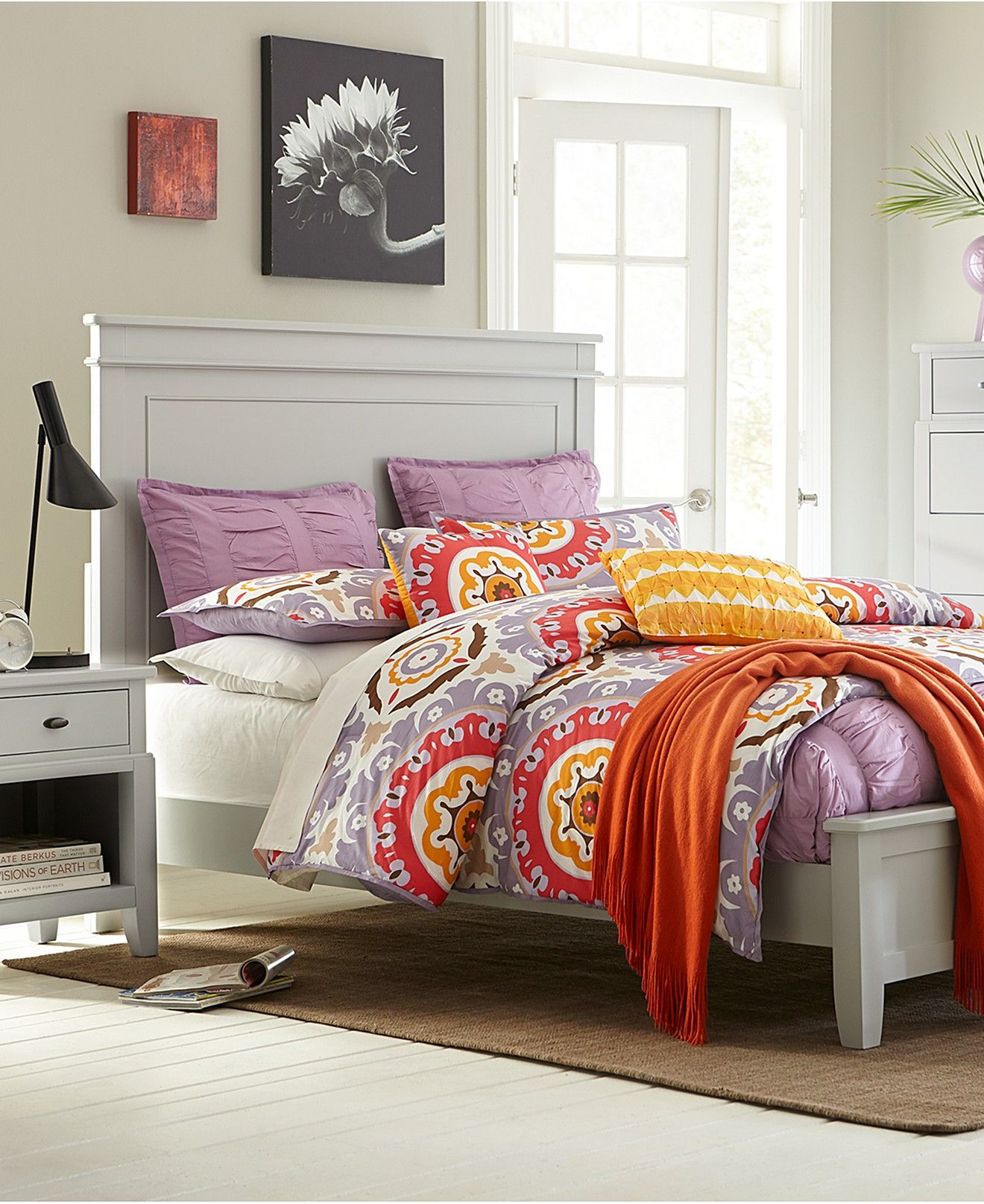 Kamron Bedroom Collection - Bedroom Collections - Furniture - Macy\'s ...
