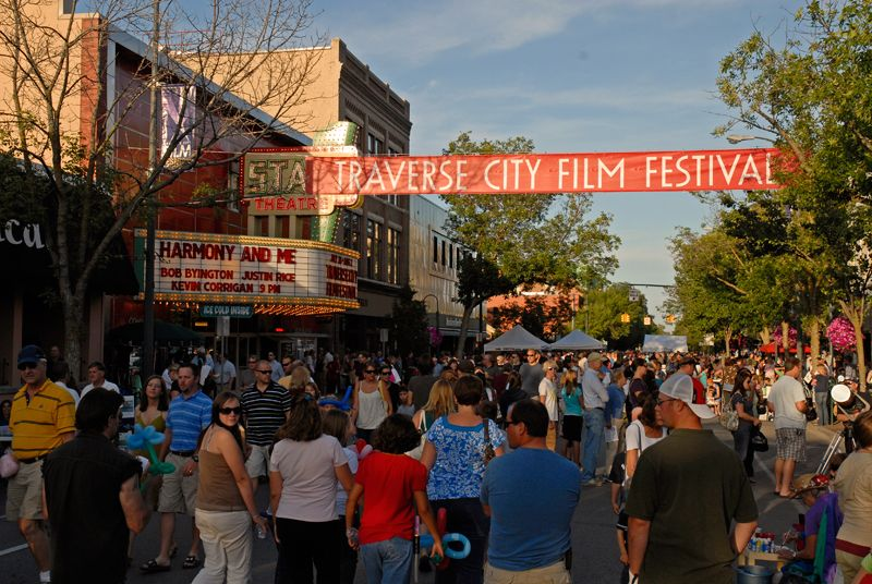 Michael moores traverse city film festival and the new