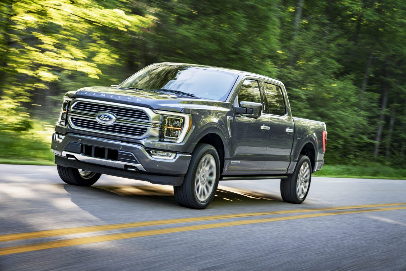 Ford Unveils 2021 Ford F 150 A Welcome Evolution Into The Future