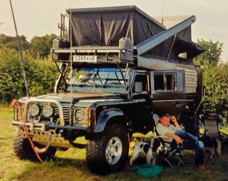 Landrover Defender 130 Expedition Vehicle Land Rover Land Rover Defender Land Rover Defender Expedition