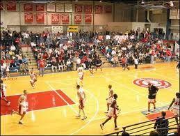 Neil Carey Arena Lewis University Romeoville Ill Lewis University Sports Team College Basketball
