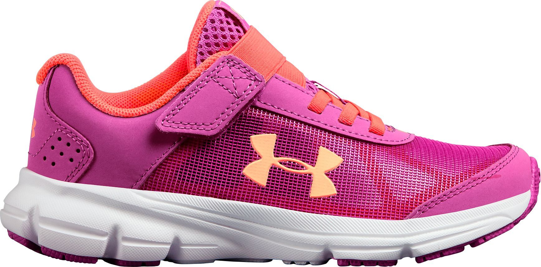 on sale 80a75 690ce Under Armour Kids' Preschool Rave 2 AC Running Shoes, Boy's ...