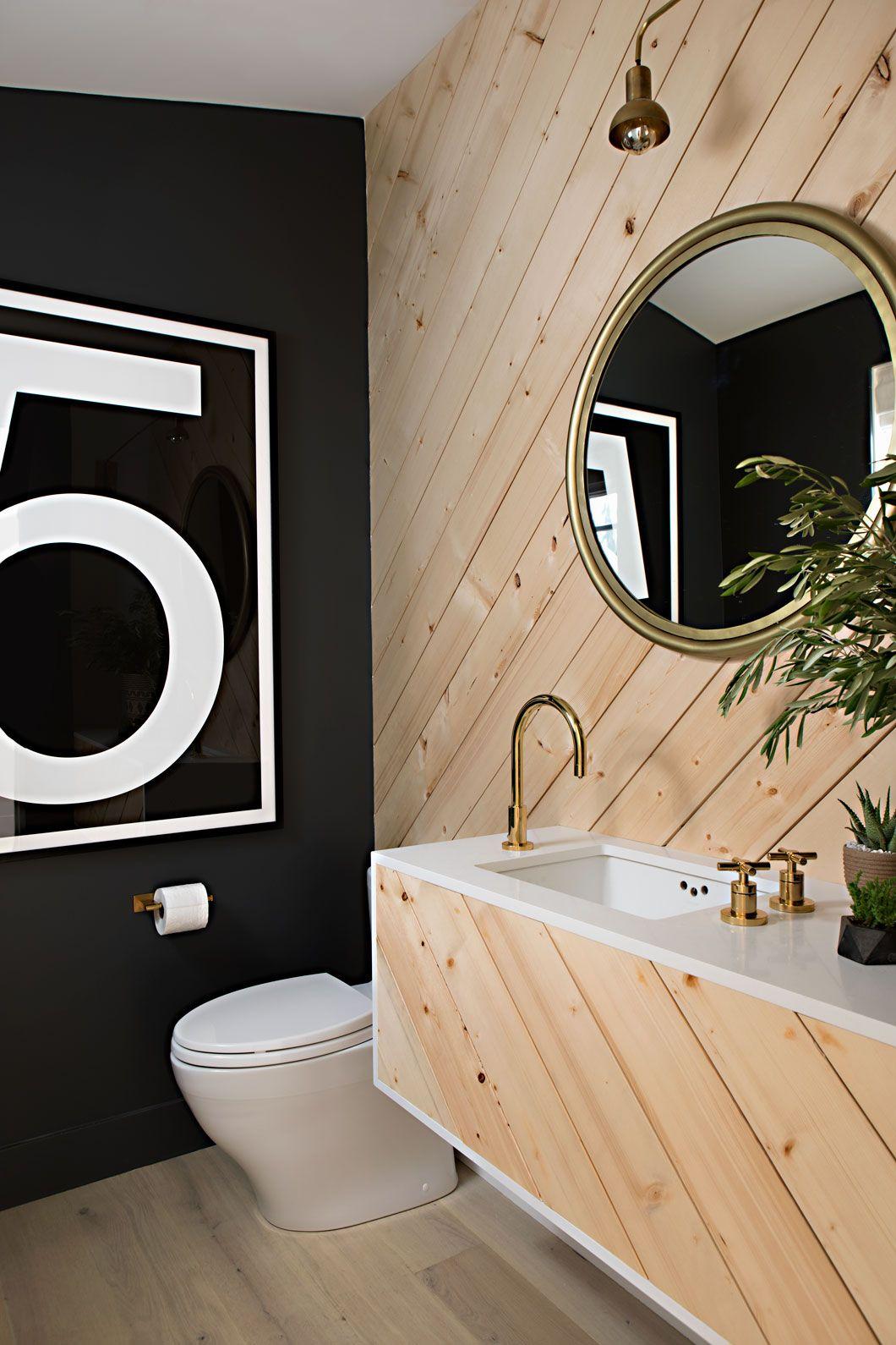 Rm 0660r Jpg Schwarze Innenarchitektur Schwarzes Badezimmer Badezimmer Inspiration