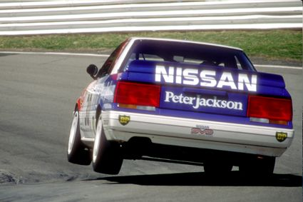 10 of the best from Autopics: Nissan touring cars