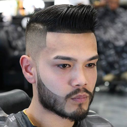 Comb Over Hairstyles For Men 2018 | Bald fade, Hairstyles 2018 and ...