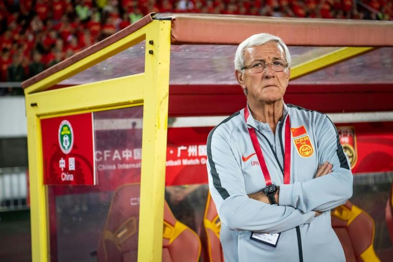 Lippi accused of 'slap in the face' as China critics