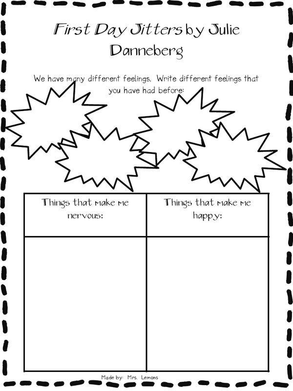 Back to School Activities school-ideas