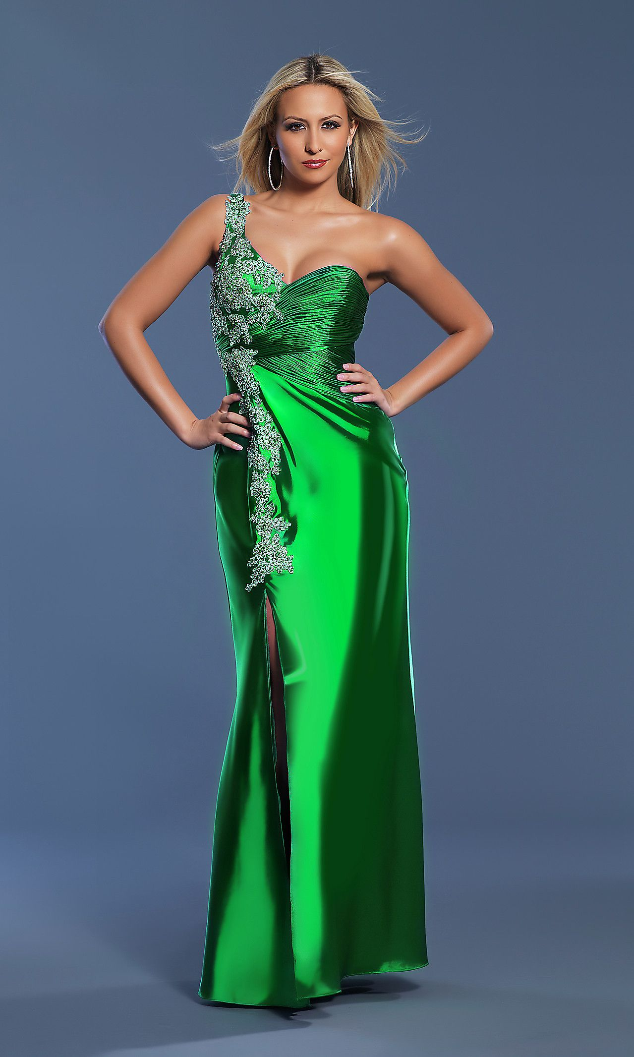 Beautiful color prom dresses pinterest designer prom
