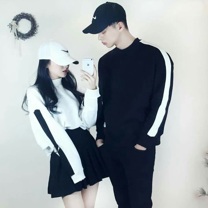 brave ulzzang matching outfits 10