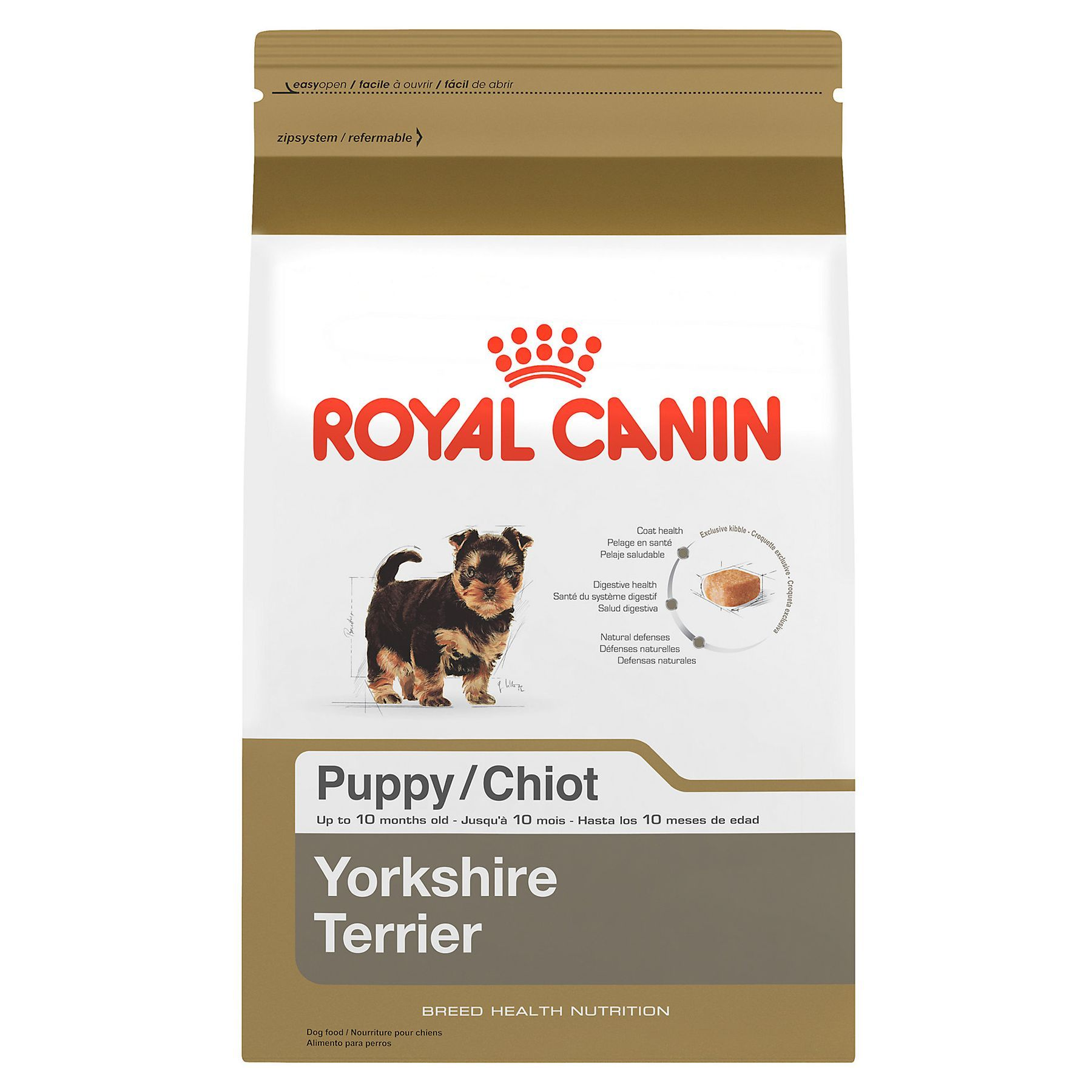 Royal Canin Breed Health Nutrition Yorkshire Terrier Puppy Food