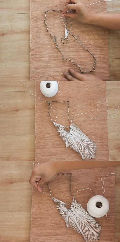Wie man einen eigenen String macht ,