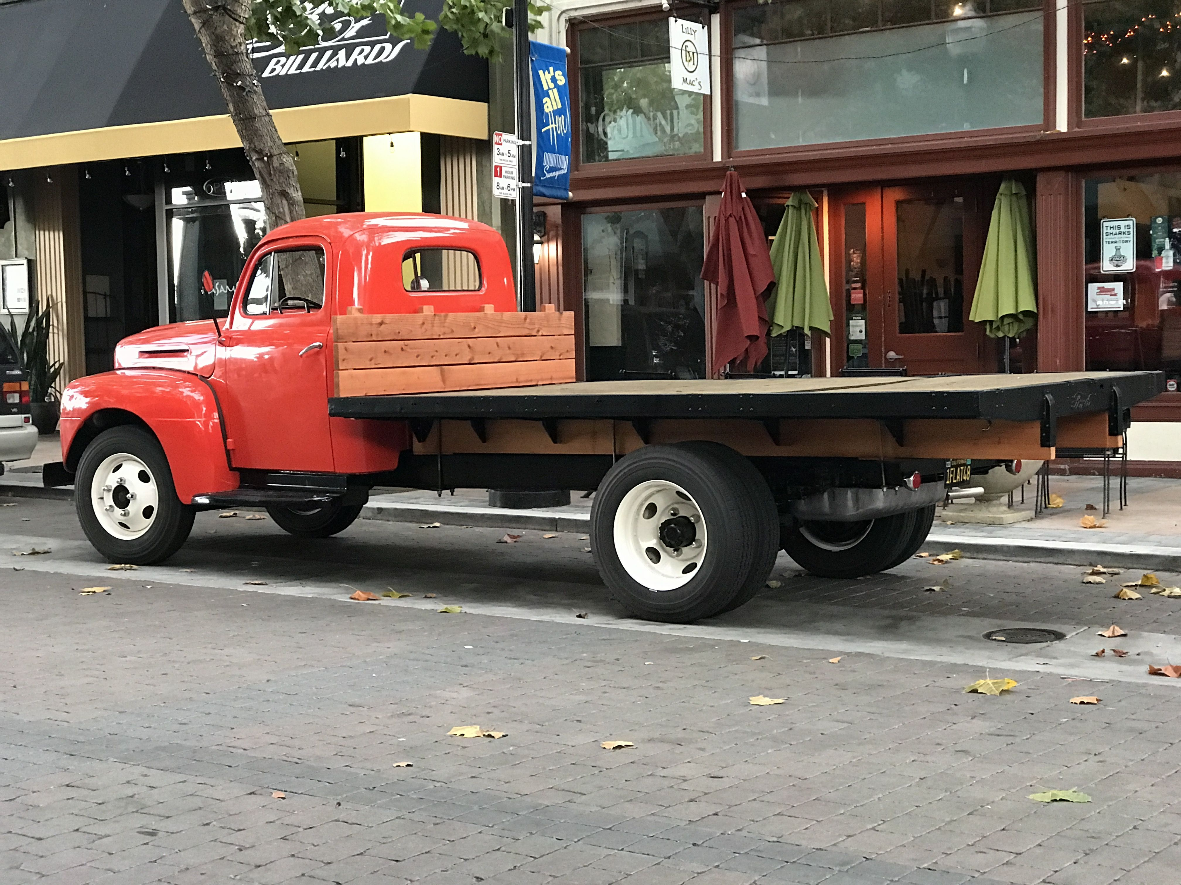 Old Ford Flatbed Truck Flatbeds Pickup Trucks Bed Classic Cars Trucks