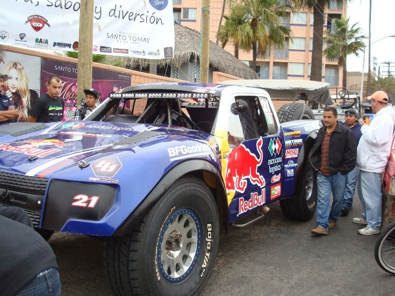 Vildosola new TT any pic or info on it Trophy truck