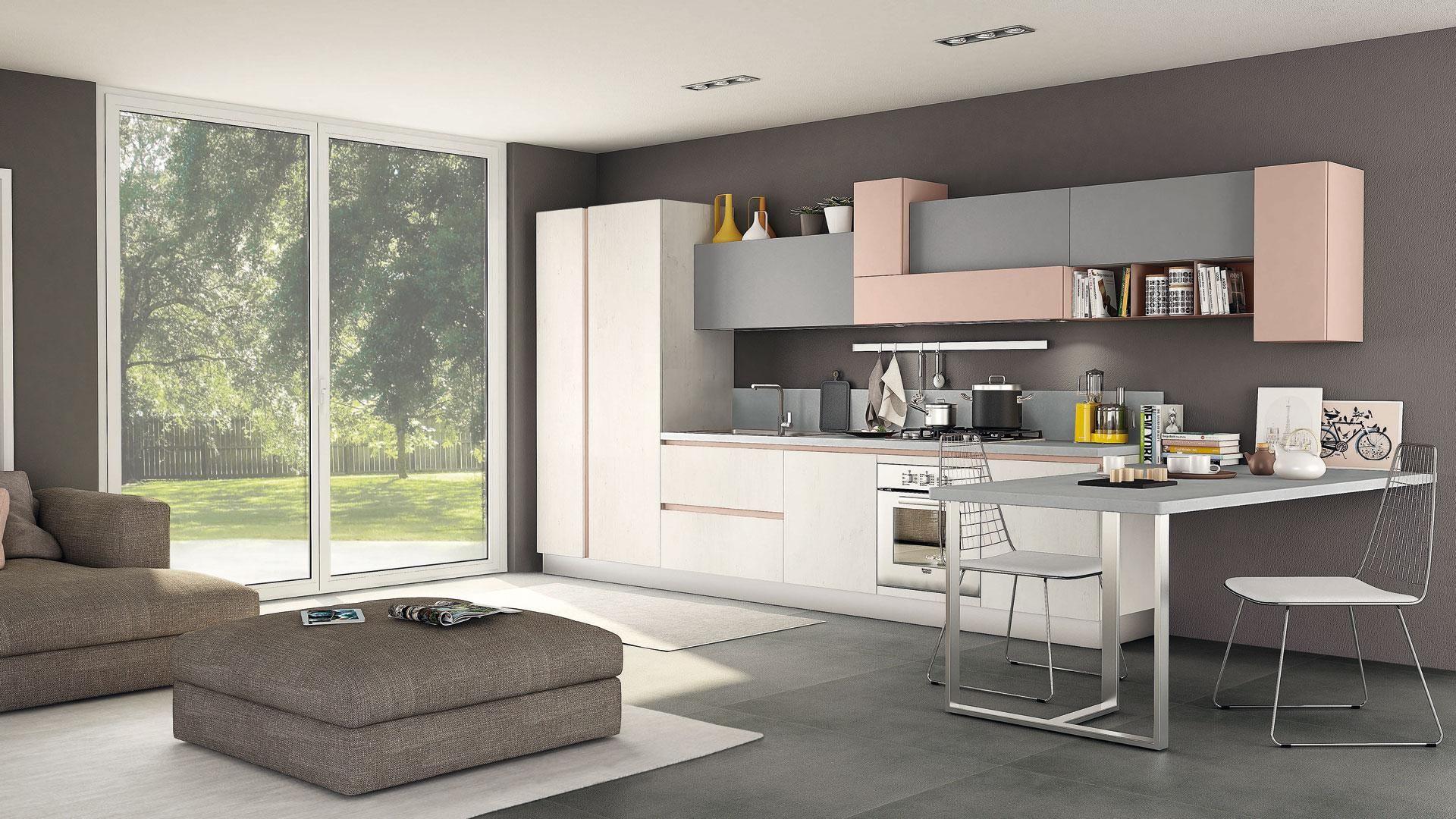 Immagina - Cucine Lube | Kitchen nel 2019 | Cucine moderne ...