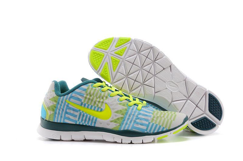 Nike Free Trainer 5.0 Womens Chaussures De Sport Jaune