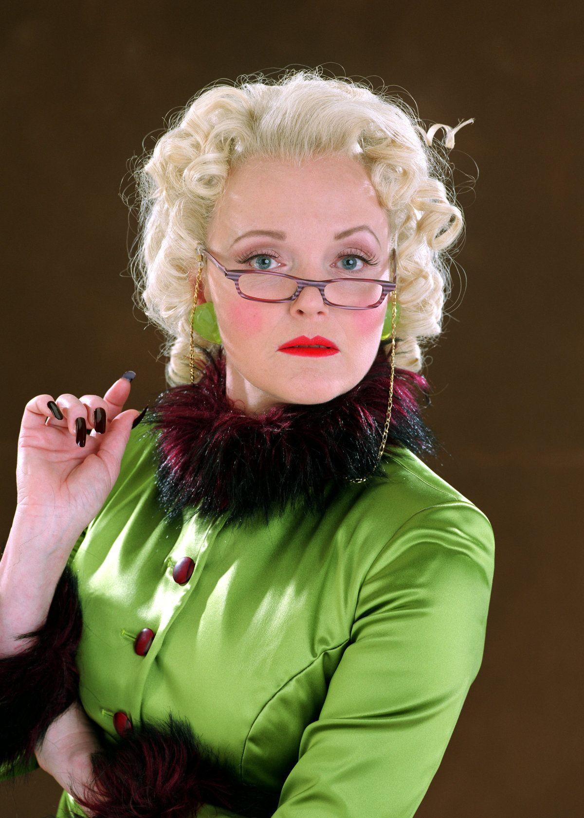 Behind The Scenes Rita Skeeter Pottermore Miranda Richardson Rita Skeeter Harry Potter Villians