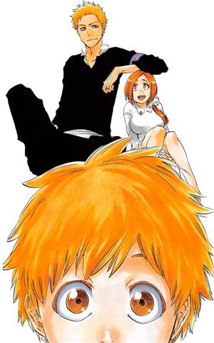 Ichigo x Orihime = Kazui