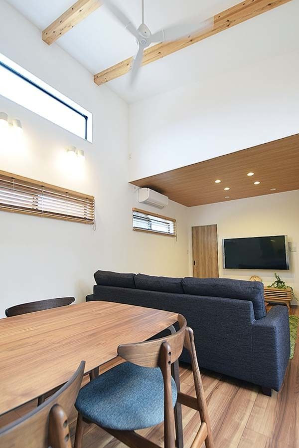 趣味と暮らすお家 宮崎で注文住宅を建てる東洋ホームの写真集 2020 注文住宅 リビング インテリアアイデア