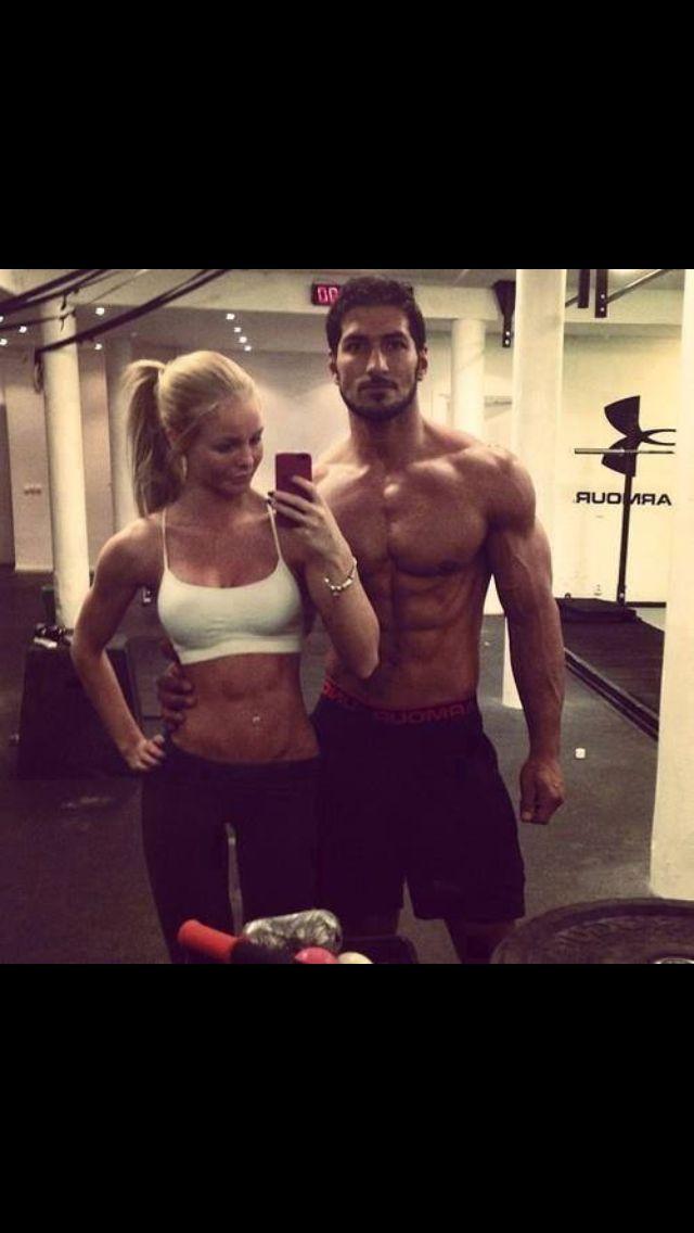 Fit Couples, Workout Motivation Women