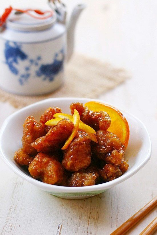 Orange chicken recipe must try better than panda express daily orange chicken is a popular chinese take out dish this easy orange chicken recipe takes 30 minutes to make and tastes extremely delicious forumfinder Images
