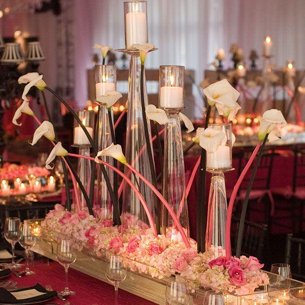 David Tutera Wedding Centerpiece Ideas: Flower Guide: Calla Lilies