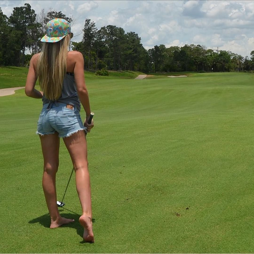 Sexy Golf Girls