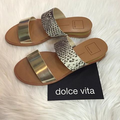 New Dolce Vita Shoes! Stop by Today & Try a pair on! We Ship! Open until 9. 228-214-7186!! #dolcevita #elleboutique #elleboutiquegulfport #instadaily #sandals #calfhair #mint #payce #like4like #womansfashion #womansshoes #womanssandles #musthave #fashion #summerfashion #summertime #boutique #shoplocal #gulfcoast #gulfport
