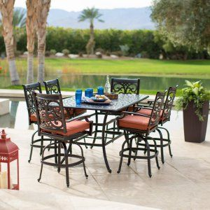 Outdoor Dining Sets For 8 On Hayneedle   9 Piece Patio Dining Set   Page 3
