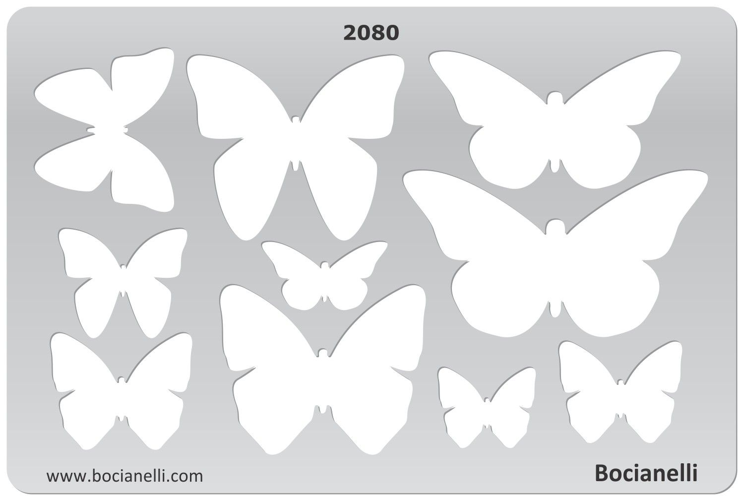 2080 Art And Craft Design Template Stencil For Jewellery Making Drawing Drafting
