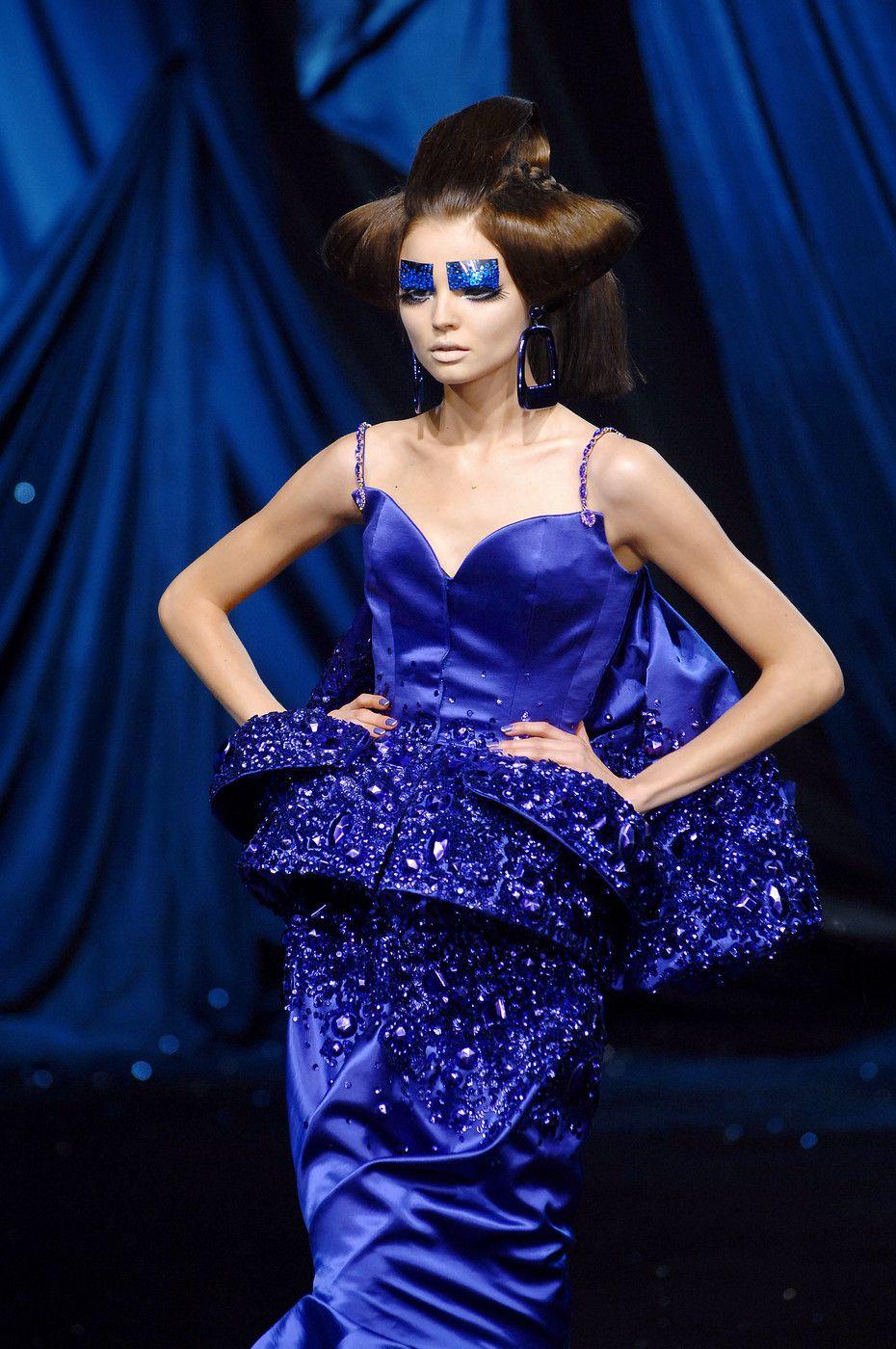 Christian Dior at Couture Spring 2008 - Runway Photos