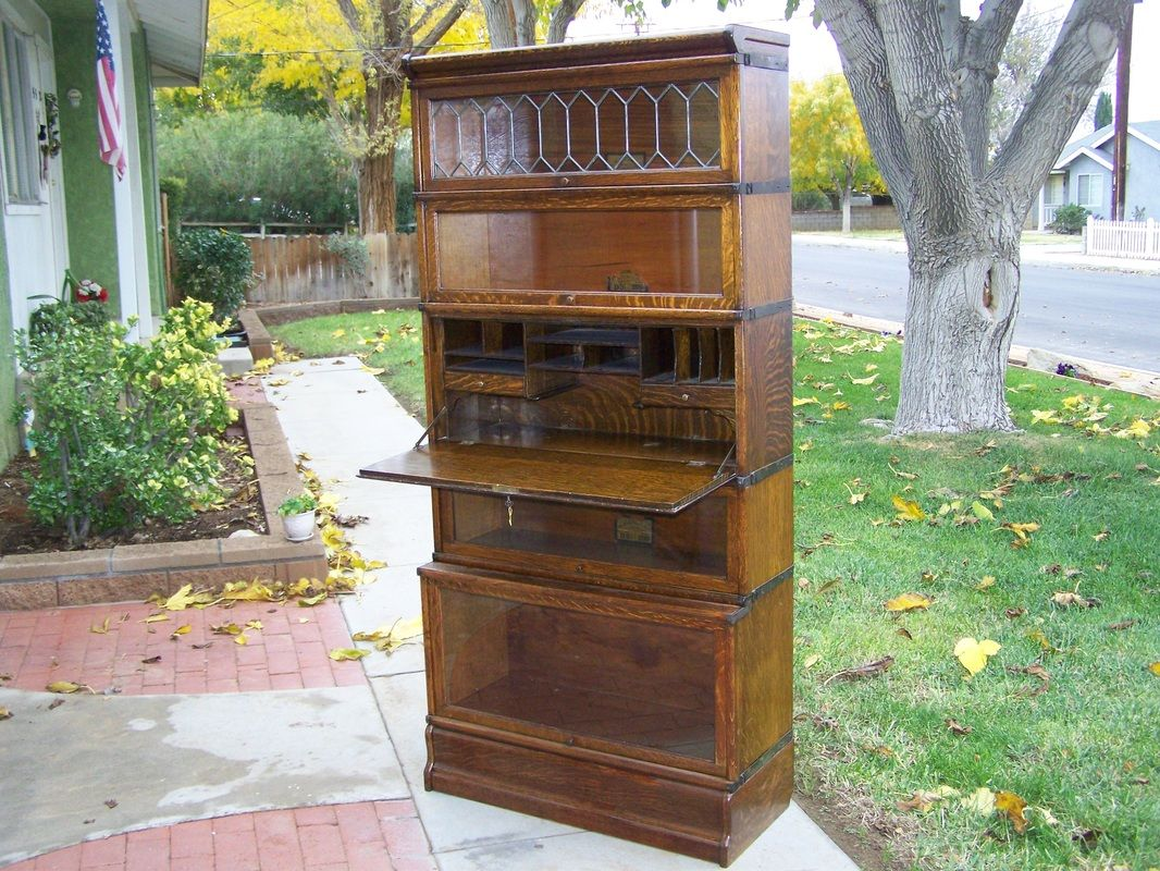 Antique Lawyer Barrister Bookcases For Globe Wernicke Macey Others